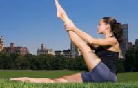 упражнения для похудения бедер