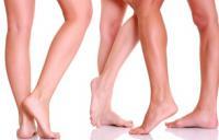 как сделать красивые ноги