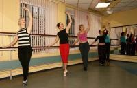 Упражнения боди-балета