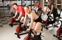 Занятия на велотренажере