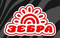 логотип фитнес клуба Зебра