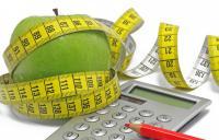 яблоко, метр и калькулятор