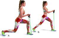 примеры упражнений с эксертьюбом