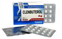 упаковка лекарства кленбутерол